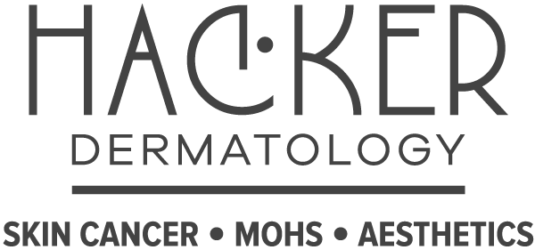 Hacker Dermatology logo