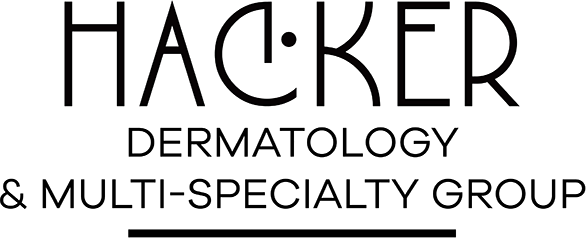 Hacker Dermatology logo